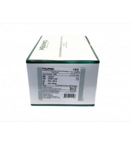 Caixa de cateter Polymed (100 unidade) 16G