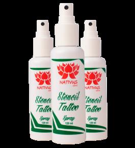 Stencil  Transfer Tattoo Nativus Care (Spray)