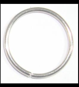 Argola Nariz Aço 10 mm