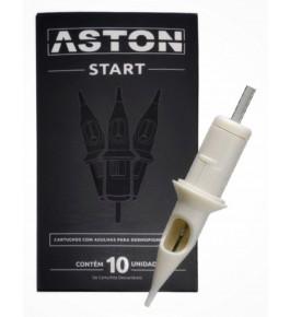 Cartucho Aston Start - Traço RL - 030mm - Caixa com 10 Unidades