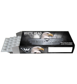 CX de agulha White Head (traço)