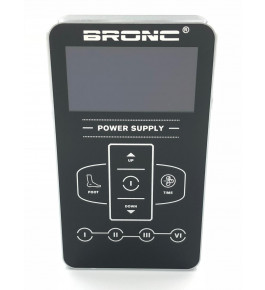 Fonte Bronc Luxury Digital/Tpn-034