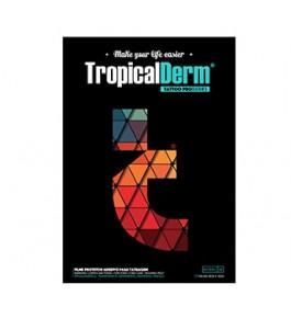 Envelope TropicalDerm - 7 folhas - 15cm x 10cm